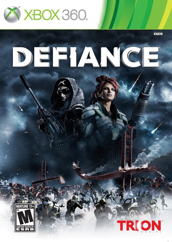 The Future Is Now With Defiance; Watch the Launch Trailer!