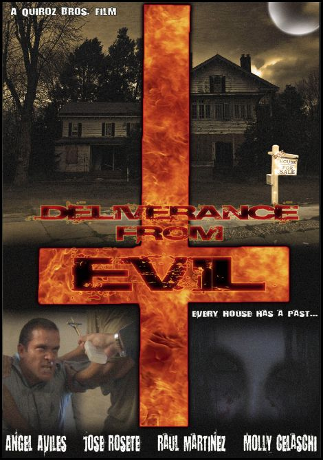 Win a Copy of Deliverance from Evil on DVD