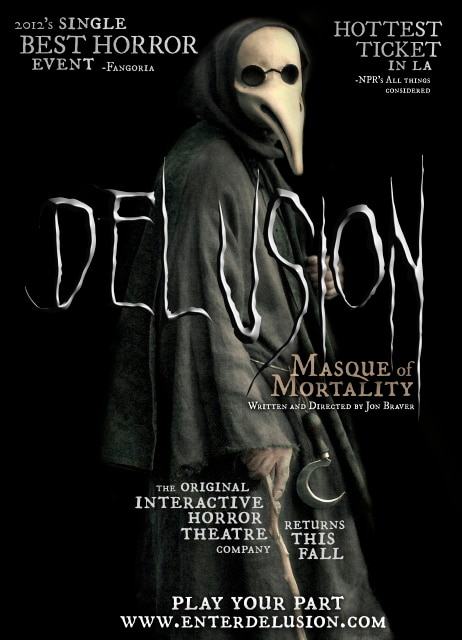 delusion131 - Exclusive Event Report: Delusion: Masque of Mortality