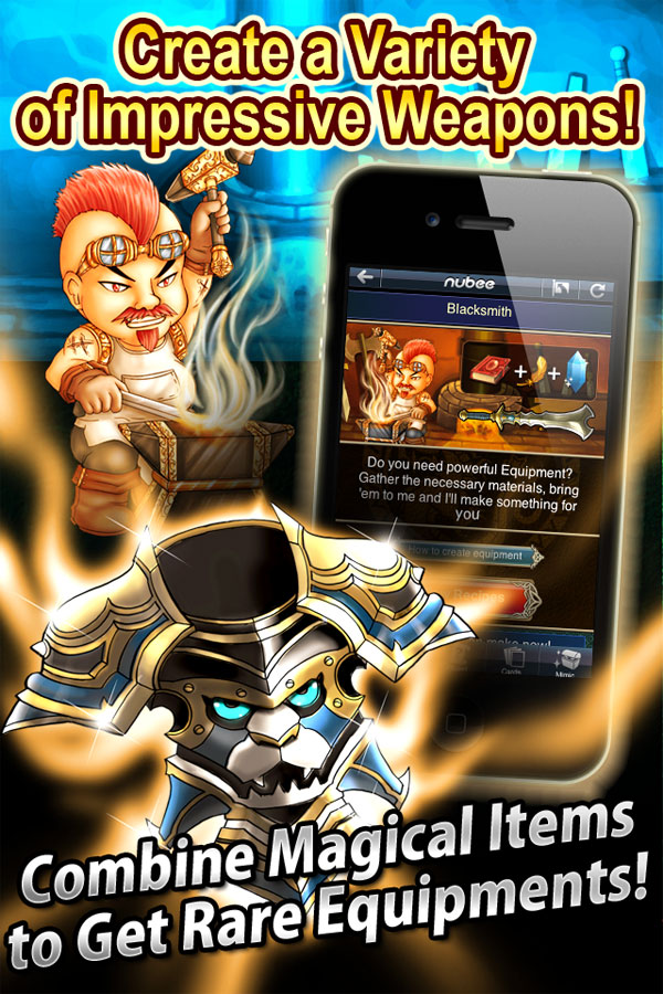 Demon Busters Unleashes Chaos Onto the App Store