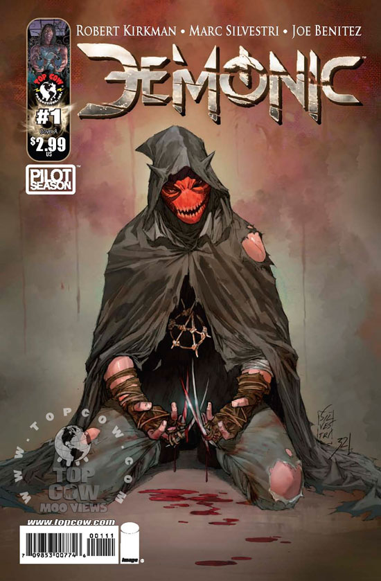 Top Cow Launches New Comic - Pilot Season: Demonic