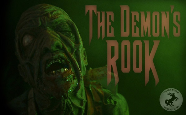 Official Trailer Now Online for Loup'Rah Garomore's The Demon's Rook