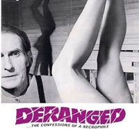 Deranged Arriving Uncut on Blu-ray and DVD in the UK