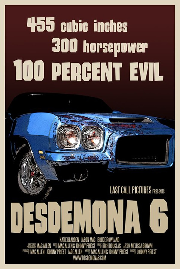 Go Crusin' with Short Film Desdemona 6