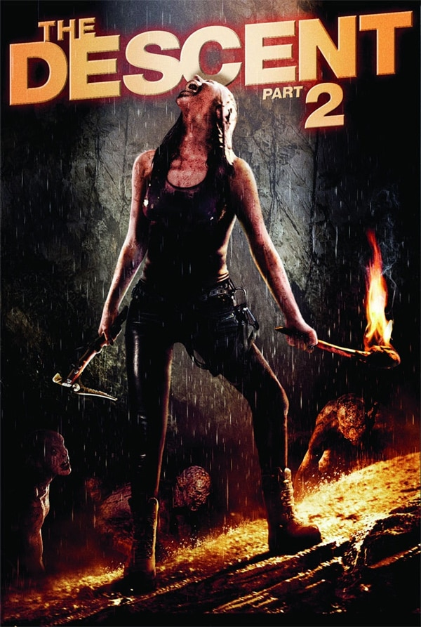 The Descent Part 2 Hits DVD in April From Lionsgate