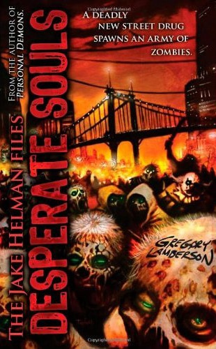 Volume Two of Gregory Lamberson's The Jake Helman Files Coming October 1st