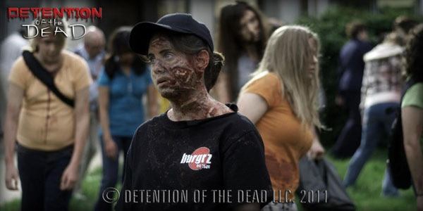 When There's No More Room in Hell, The Dead Will ... Go to Detention?