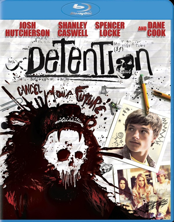 Detention (Blu-Ray / DVD)