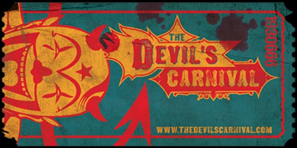 Lucifer Bids You Welcome to The Devil's Carnival