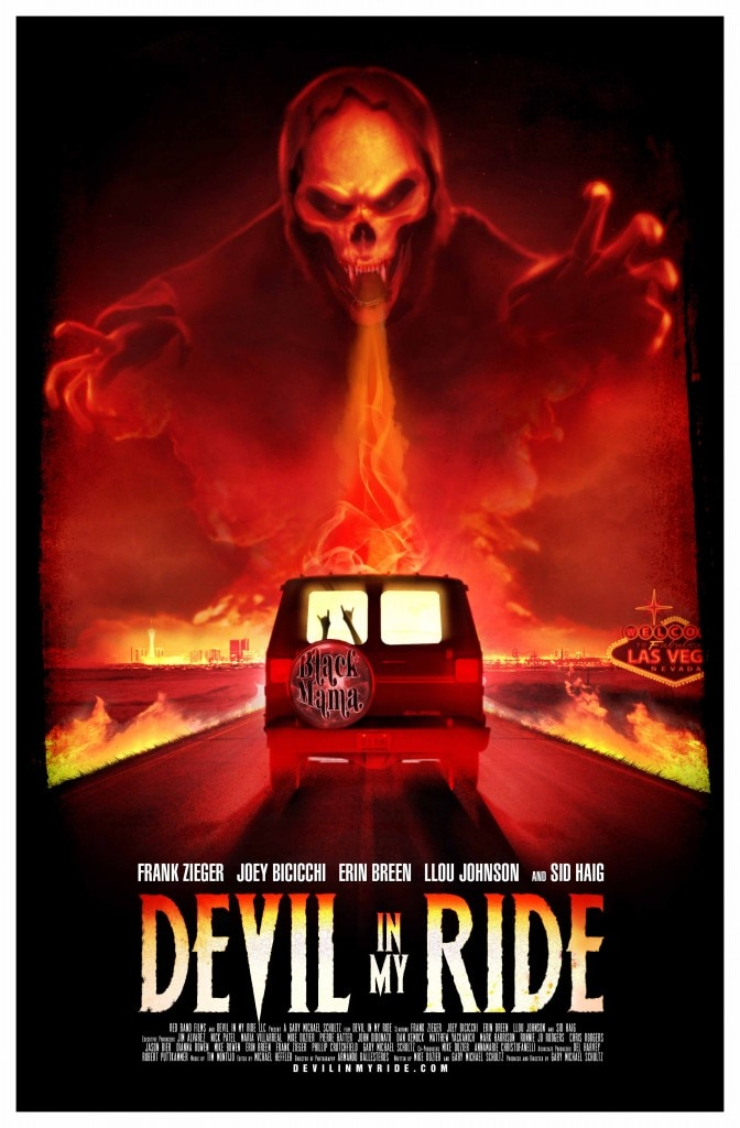 devil in my ride - Shriekfest 2013: New Trailer and One-Sheet Speed In for Devil In My Ride