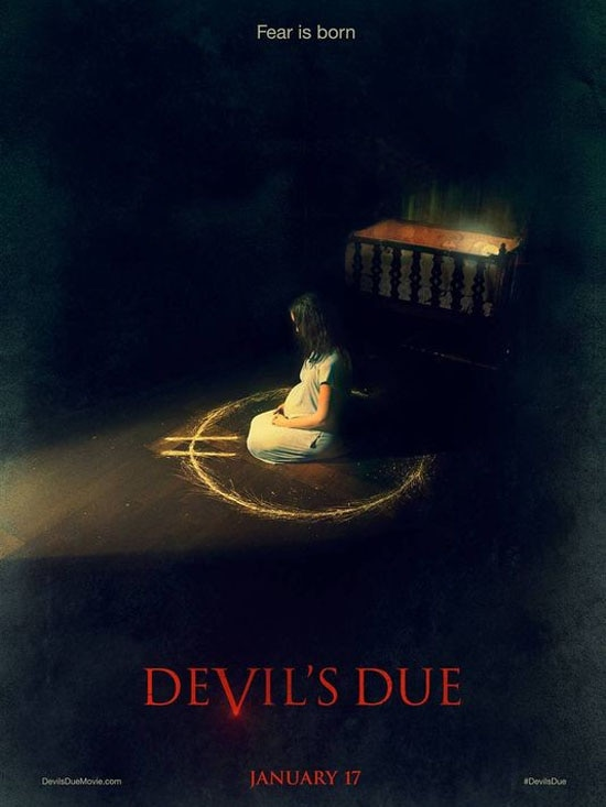 devils due poster - The Devil's Due for a New Promo Clip and Instagram Account