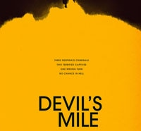 Travel Down the Devil's Mile with Poster and Release Details