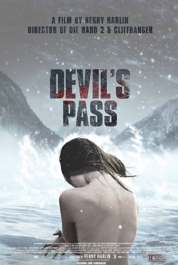 devils pass artwork - New Stills and Clips Arrive for the Devil's Pass
