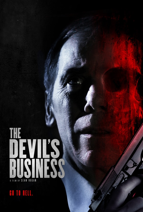 The Devil's Business One-Sheet