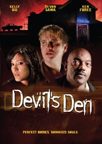 Devil's Den on DVD (click to see it bigger)