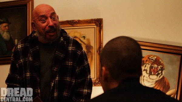 Exclusive Photo of Sid Haig from Devil in My Ride