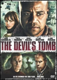 The Devil's Tomb on DVD