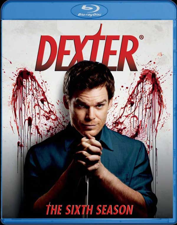 First News of the Street Date for the Dexter Season 6 Blu-ray/DVD