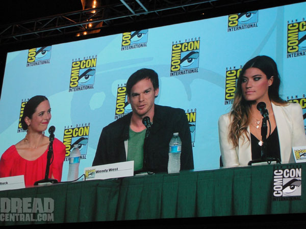 dexsdcc3 - San Diego Comic-Con 2012: Dexter Panel Highlights; Watch the First Two Minutes of Season 7!