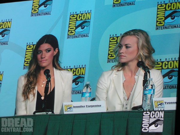 dexsdcc4 - San Diego Comic-Con 2012: Dexter Panel Highlights; Watch the First Two Minutes of Season 7!