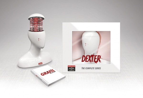 dexter boxset 1 - #SDCC 2013: First Look and Details - Dexter: The Complete Series Collection