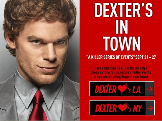 Dexter's Killer Series of Events