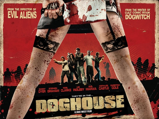 New Quad Poster for Doghouse (click for larger image)
