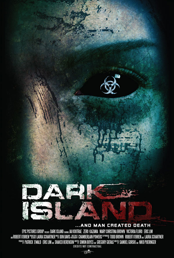 Bloody First Stills From Dark Island