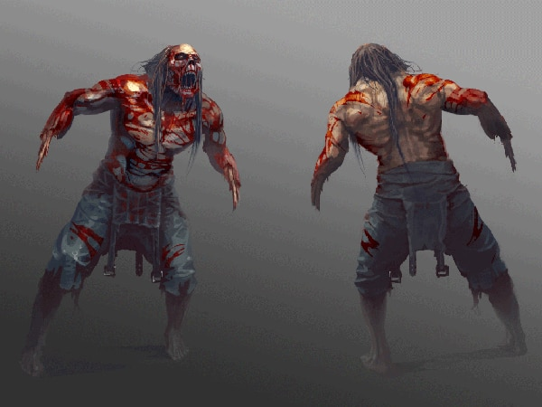 Characters are Introduced and Zombies Attack in Latest Dead Island Imagery