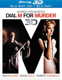 Hitchcock's Dial M for Murder Coming to Blu-ray in 3D; House of Wax Is Next