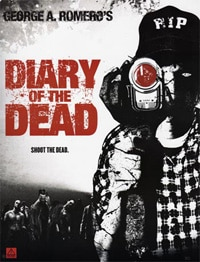First footage behind Diary of the Dead!