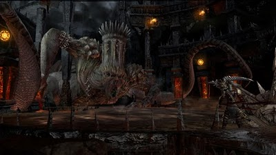 EXCL: Dante's Inferno Artist Blog - 60 fps: The Number of the Beast