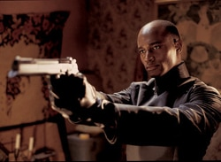 Dead of Night Snags its Vamp - Taye Diggs