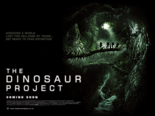 dinop - Big Lizards Abound in The Dinosaur Project Image Gallery