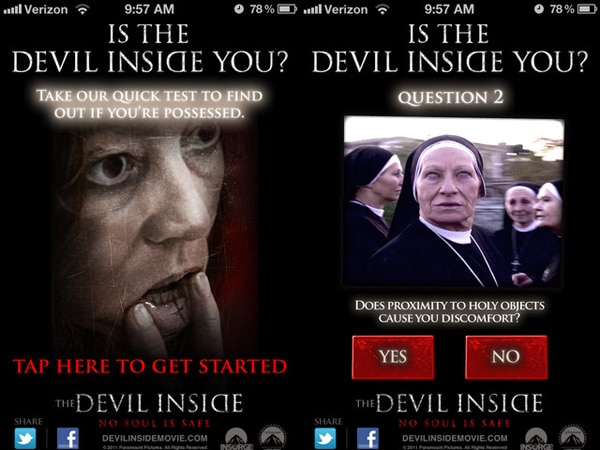 The Devil Inside Your Phone!