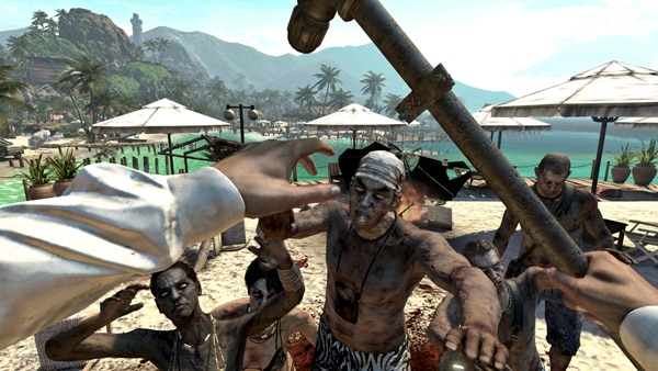 Even More Dead Island Stills to Get You Primed for Zombie Splatter (click for larger image)