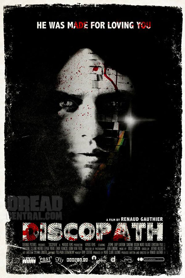 disco path - The Discopath Is Stayin' Alive on Canadian DVD