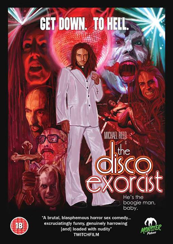 The Disco Exorcist (UK DVD)