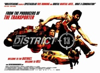 Attend a Free Screening of District 13: Ultimatum in NYC