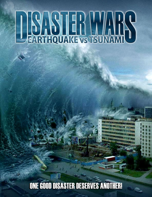 Disasters Will Go to War in Earthquake vs. Tsunami
