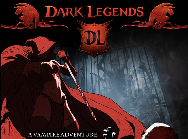 Dark Legends Now Available for iOS