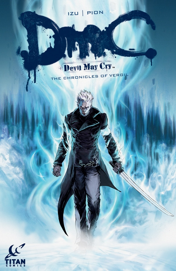 Titan Comics Launches Two-Part DMC: Devil May Cry Tie-In Comic Series