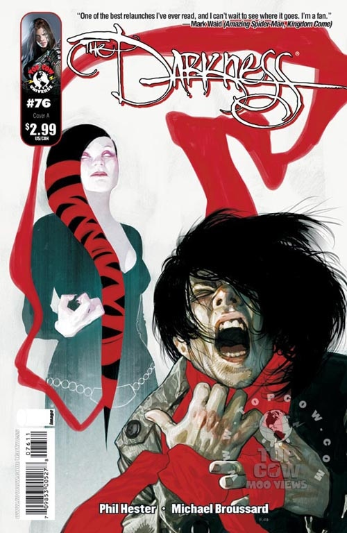 Top Cow's The Darkness #76