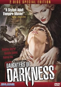 Daughters of Darkness DVD (click for larger image)
