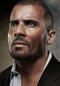 Dominic Purcell Cuts a Path of Destruction as the Escapee