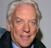 Donald Sutherland, The Hunger Games