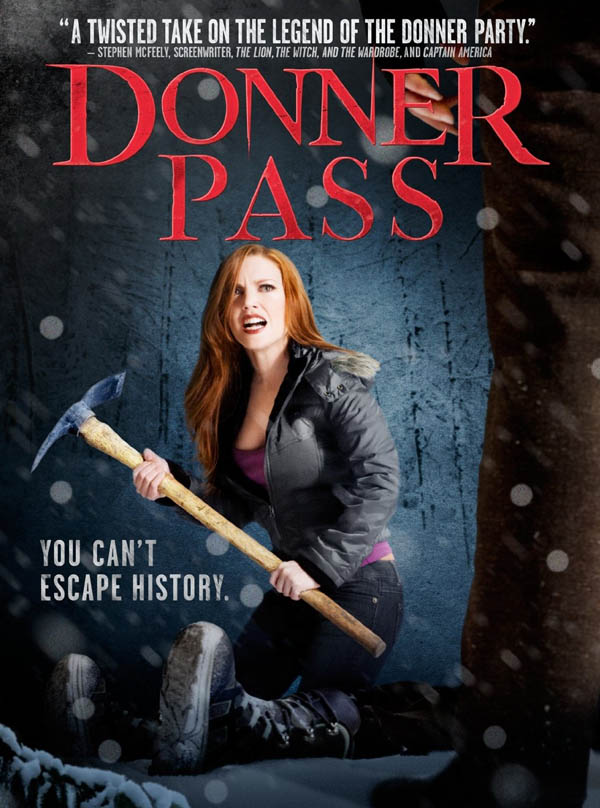 Indie Horror Month Interview: Actress Desiree Hall Talks Donner Pass, Teen Wolf and More