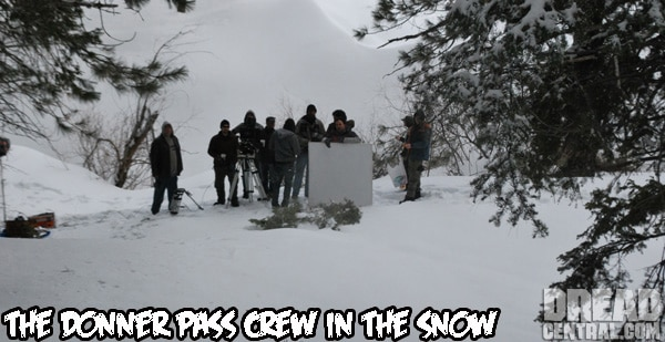Exclusive: Dread Central Visits the Set of Donner Pass