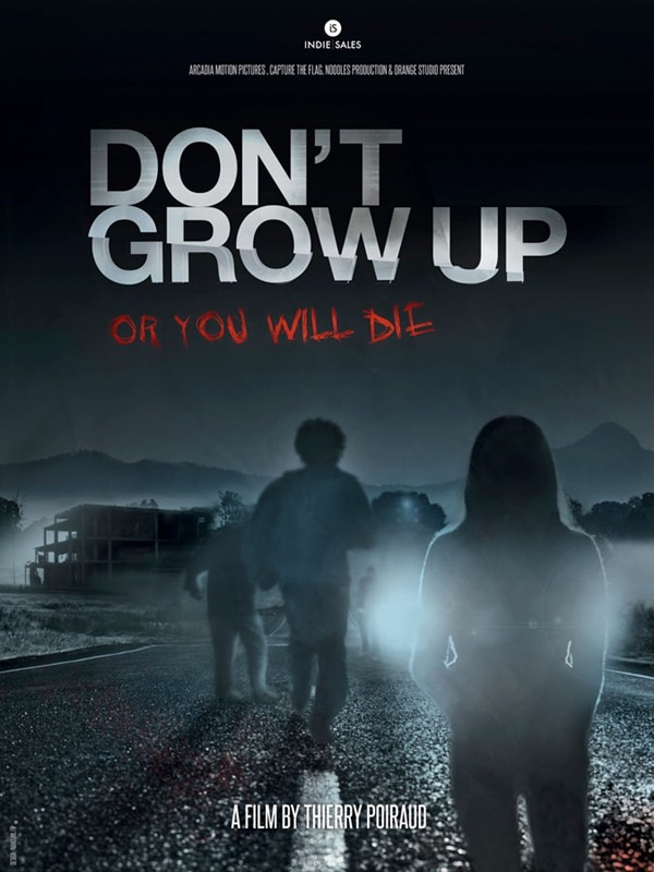 dont grow up - Don't Grow Up, Warns Upcoming French Thriller