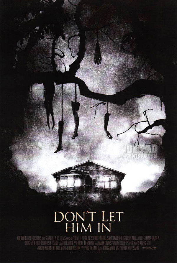 Badass Artwork and Details for Don't Let Him In